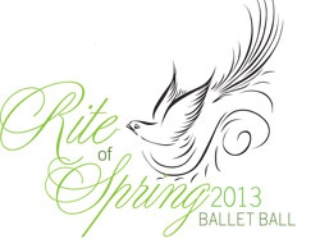 "2013 Houston Ballet Ball ""Rite of Spring"""