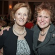12 8380 Harriet Foster, left, and Regina Rogers at the Houston A+ Challenge dinner December 2013