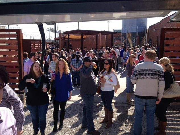 Deep Ellum Brewing Company tour