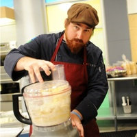 Josh Valentine on Top Chef Seattle