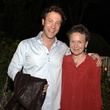 2 David Eagleman and Laurie Anderson at the Laurie Anderson Dinner + Mitchell Artist Lecture September 2014
