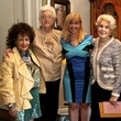 Mary Lee Cox, Faye Gould, Therese Rourk, Olive Coe, Judy Birchfield, Woman of the Year, Les Femmes Du Monde