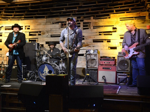 Reckless Kelly, RMHD Young Friends Party