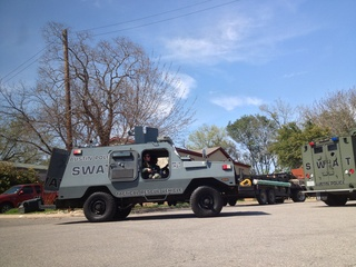 swat team human smuggling south austin