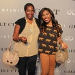 Farah Fleurima, Christina Hyppolite, Gilt City Warehouse Sale