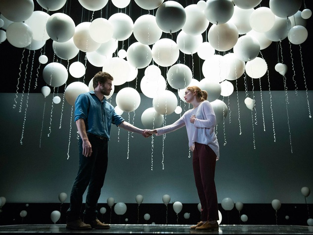 Constellations play on Broadway