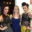 31 Lydia Hance, from left, Ashley Horn and Brit Wallis at Diverseworks' Fashion Fete
