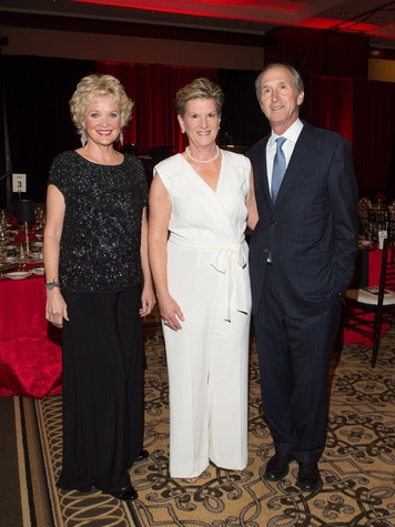 14 Houston Area Women's Center Gala April 2013 Christine Ebersole, Kathy Orton and John Orton