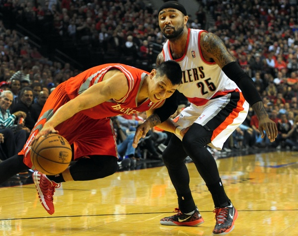 Jeremy Lin Mo Williams