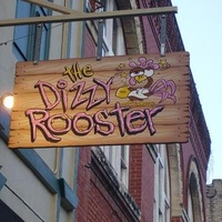 Austin_photo: places_drinks_dizzy rooster_sign