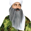 Walmart turban and beard Halloween costume October 2013