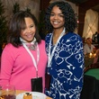 11 Kristyn Story, left, and Jailyn Marcel at the Houston Truffle Chef of the Year Challenge January 2015