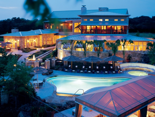 Two austin getaways land on elite list of world 39 s best for Top ten luxury hotels in the world