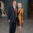 8 Harry and Macey Reasoner at the MFAH opening reception for American Adversaries October 2013