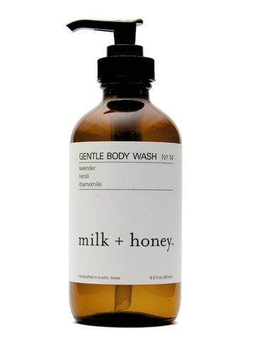 Milk + Honey body wash
