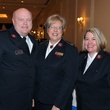 Ward Matthews, Sawn Luyk, Michele Matthews, Salvation Army Luncheon