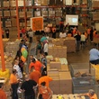 Volunteers at North Texas Food Bank