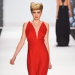 A look from Daniel Esquivel's Project Runway NYFW show