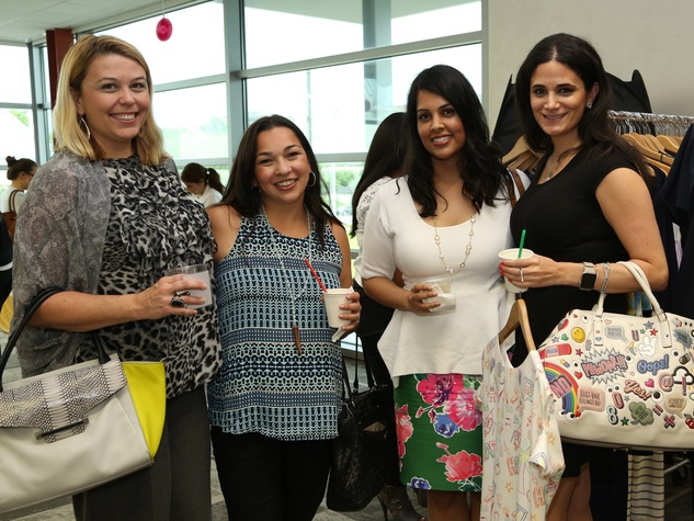 WOW Membership Fiesta 2015 DeDe King, Ana Smith, Nila Ray, Mira Haykal