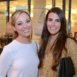 9 Katy Ellis, left, and Kathryn Hamilton at Fresh Faces of Fashion event at Tootsies September 2014