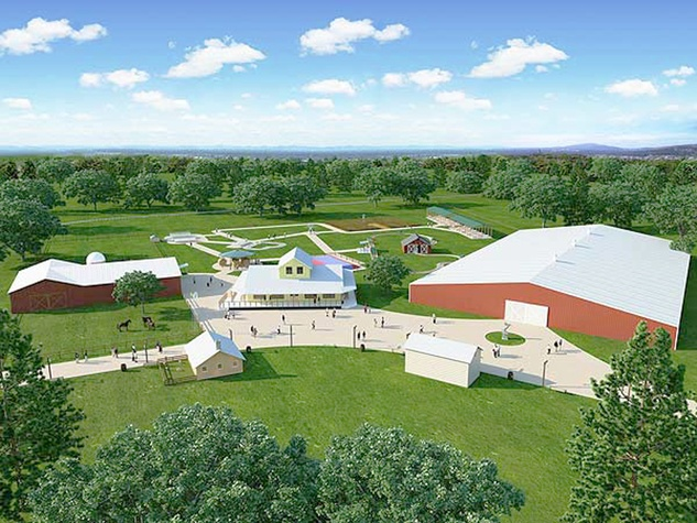 New astroworld theme park to bring live animals with for Grand ranch