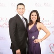 Orlando and Cindy Castaneda at the Crossroads Gala June 2014