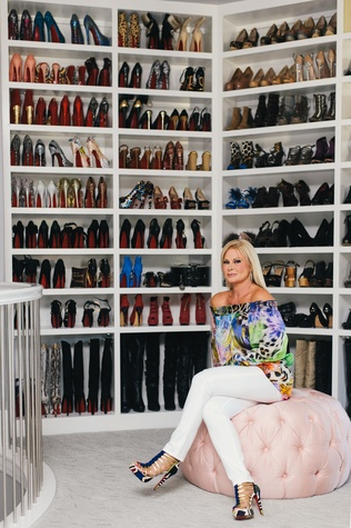 Theresa Roemer closet July 2014