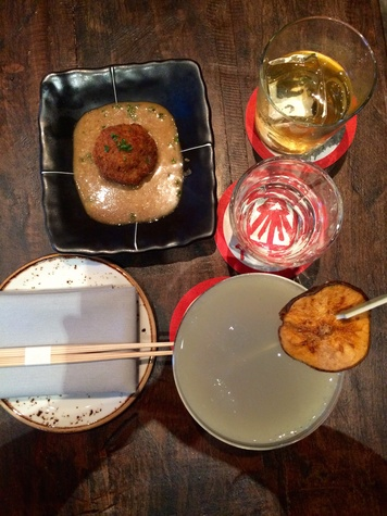 Izakaya Scotch egg
