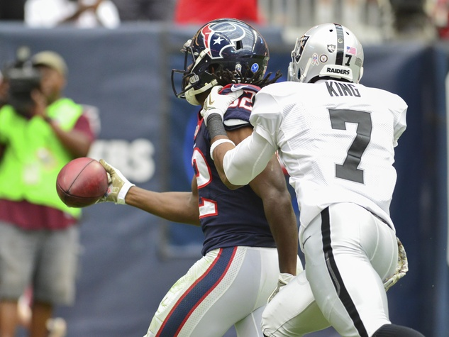 Keshawn Martin Texans return