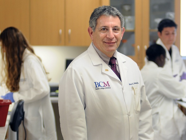 News_Dr. Paul Klotman_president_Baylor College of Medicine
