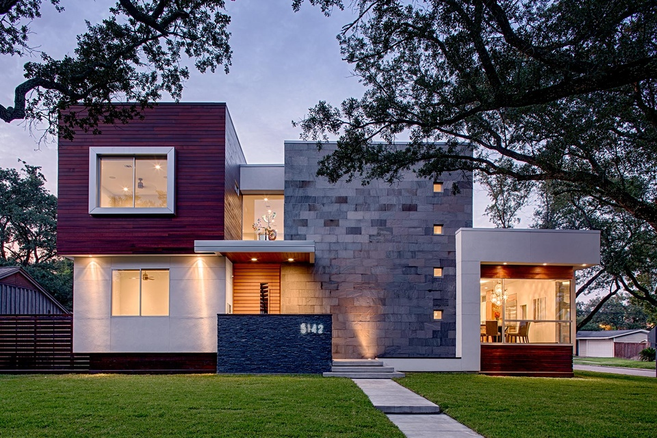 Modern home tour opens doors on seven fab contemporary Contemporary housing