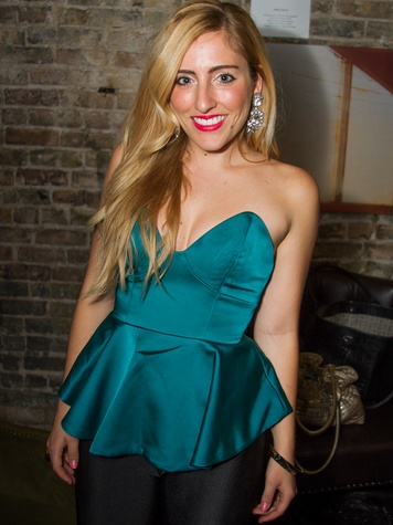 FashionXAustin Austin Fashion Week Kickoff 2015 at Speakeasy Adriana Morfitt The Gold Atlas