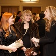 42. Stephanie Wilkinson, from left, Carly Burns and Elan Hailey at the Stehlin Foundation Gala October 2013