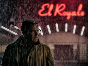 Bad Times at the El Royale owes debt to Tarantino's films