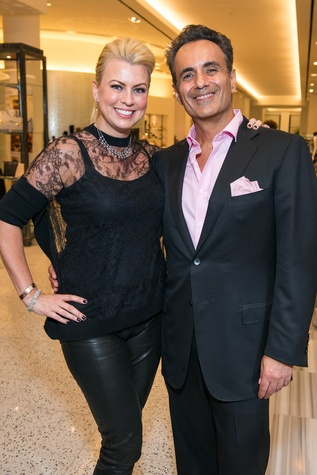 22 Debbie Pakzaban and Dr. Peyman Pakzaban at Lord Fancy Pants book launch October 2014