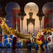 Houston Ballet Aladdin February 2014 artists of the Houston Ballet choreographed by David Bintley