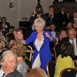 Rita Moreno at the Houston Arts Alliance event with Rita Moreno May 2014