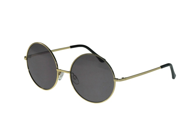 Chandler x Selima gold sunglasses