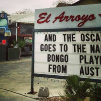 el arroyo matthew McConaughey sign