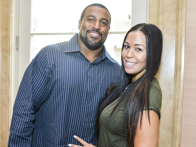 10 DePelchin Children's Center Gala kickoff Duane Brown and Devi Brown