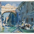 MFAH John Singer Sargent March 2014 The Bridge of Sighs