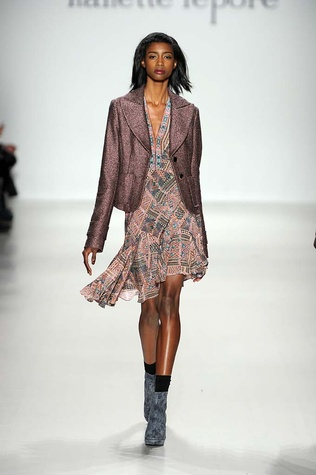 Nanette Lepore fall 2014 collection look 19