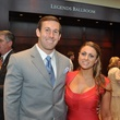 Matt Schaub's foundation dinner April 2013 Owen Daniels, Angela Mecca