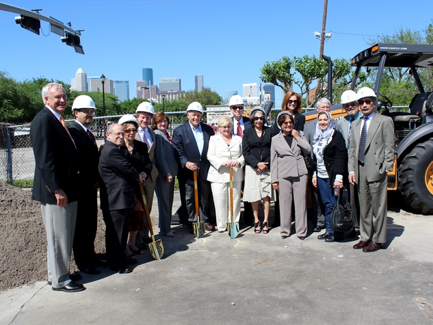 Interfaith Ministries Meals on Wheels groundbreaking ceremony