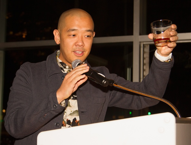 News, Shelby, Remy Martin event, February 2015, jeffstaple