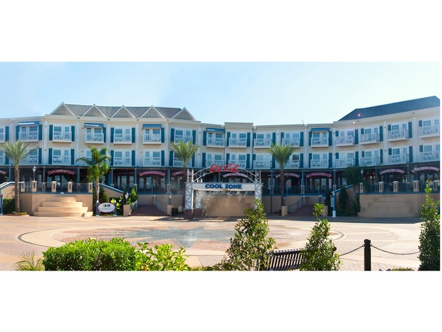 Kemah Boardwalk Inn