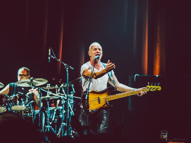 Sting at ACL Live in Austin 5
