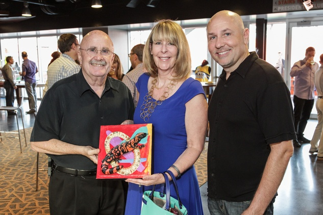 News, Shelby, Sports4Life, August 2014, Joe Aker, Bobbie Echard, Nicola Parente