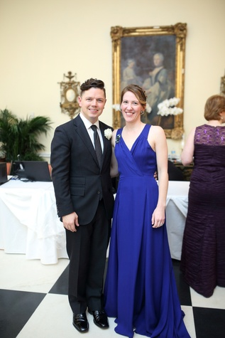 Know Autism Gala, Feb. 2016, David Peck, Michelle Phillips