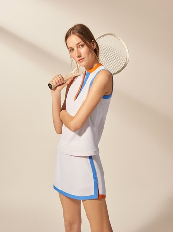 Tory Sport tennis outfit